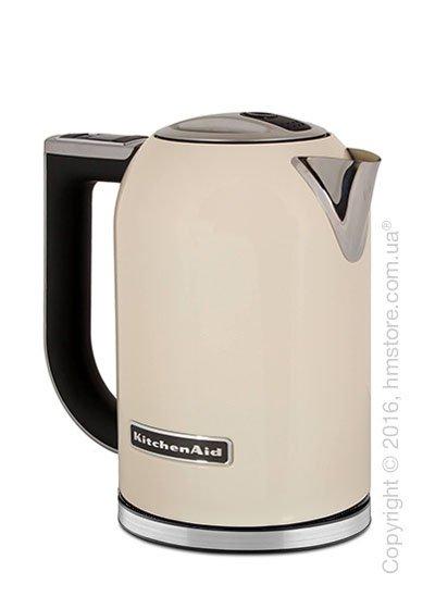 Чайник электрический KitchenAid Electric Kettle 1.7 л, Almond Cream