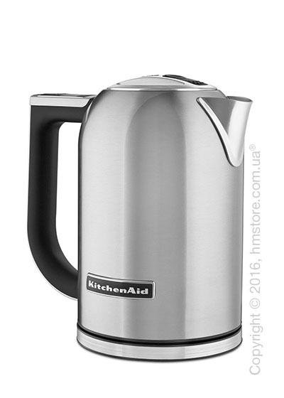 Чайник электрический KitchenAid Electric Kettle 1.7 л, Brushed Stainless Steel