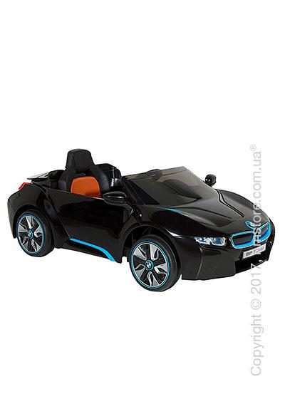 Электромобиль детский BMW I8 Spyder, Black
