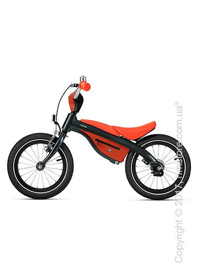 Велосипед-беговел детский BMW Kidsbike, Black and Orange