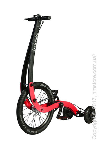 Полувелосипед Halfbike (S), Black and Pink