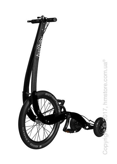 Полувелосипед Halfbike (M), Black and Black