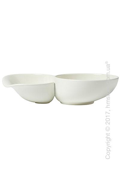 Пиала двойная Villeroy & Boch коллекция Soup Passion, 27,5x17,3 см