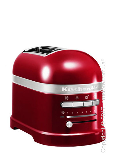 Тостер KitchenAid Artisan 2-Slice Automatic Toaster, Candy Apple Red
