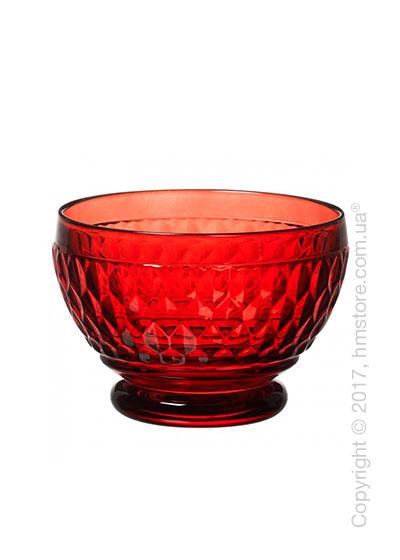 Пиала Villeroy & Boch коллекция Boston 430 мл, Red