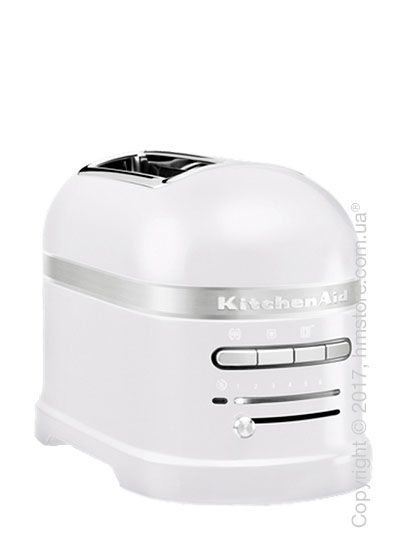 Тостер KitchenAid Artisan 2-Slice Automatic Toaster, Frosted Pearl White