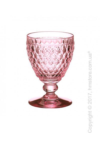 Бокал для красного вина Villeroy & Boch коллекция Boston 310 мл, Rose