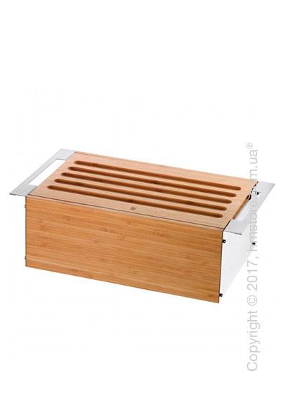 Хлебница WMF коллекция Gourmet, Steel and Wood