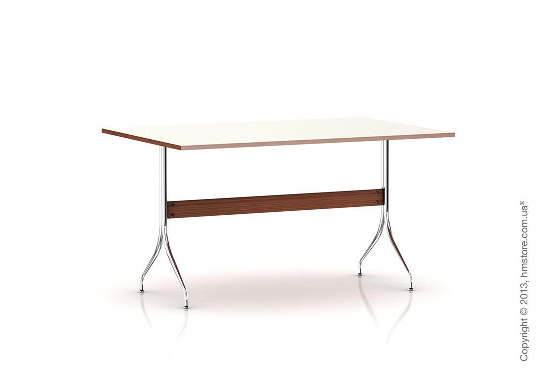 Стол Herman Miller Nelson Swag Leg Work Table