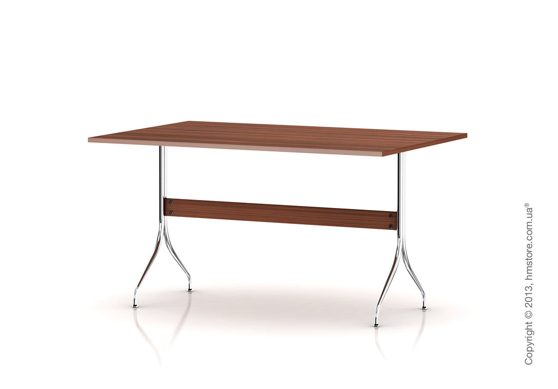 Стол Herman Miller Nelson Swag Leg Work Table