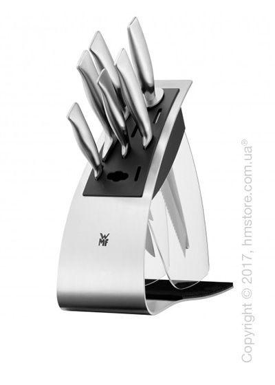 Набор из 5-ти ножей на подставке WMF коллекция Grand Gourmet, Steel