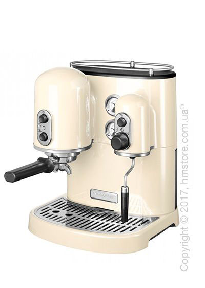Кофемашина KitchenAid Artisan Espressomachine, Almond Cream