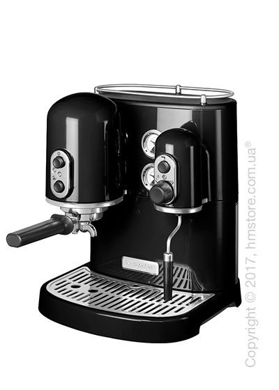 Кофемашина KitchenAid Artisan Espressomachine, Onyx Black