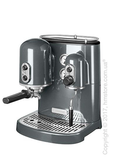 Кофемашина KitchenAid Artisan Espressomachine, Medallion Silver