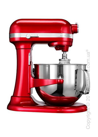 Планетарный миксер KitchenAid Artisan Bowl-Lift Stand Mixer XL 6.9 л, Candy Apple Red
