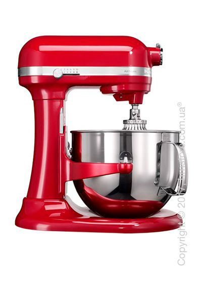 Планетарный миксер KitchenAid Artisan Bowl-Lift Stand Mixer XL 6.9 л, Empire Red