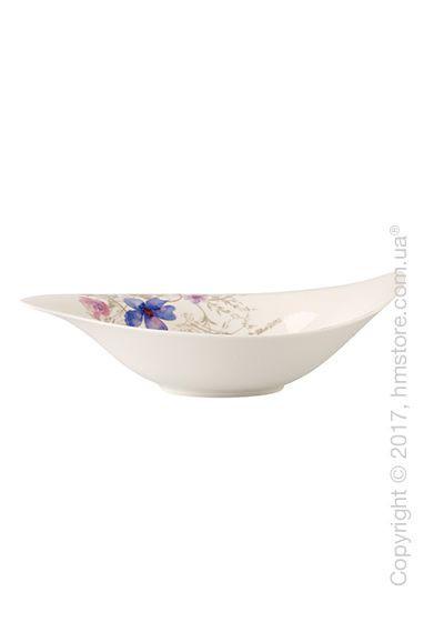 Салатница  Villeroy & Boch коллекция Mariefleur Gris