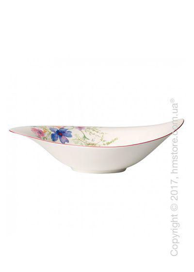 Салатница  Villeroy & Boch коллекция Mariefleur 36x24 см