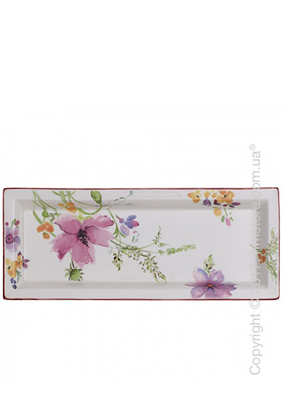 Блюдо для подачи Villeroy & Boch коллекция Mariefleur Gifts 24x10 см