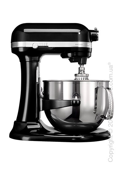 Планетарный миксер KitchenAid Artisan Bowl-Lift Stand Mixer XL 6.9 л, Onyx Black