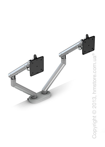 Держатель Herman Miller Flo Dual Monitor Support