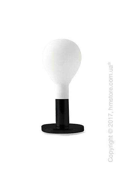 Настольный светильник Calligaris Pom Pom, Table lamp, Metal matt black