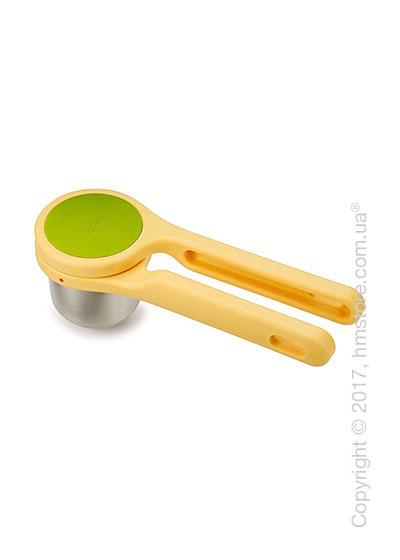 Фрешница ручная Joseph Joseph Helix Citrus Juicer, Yellow
