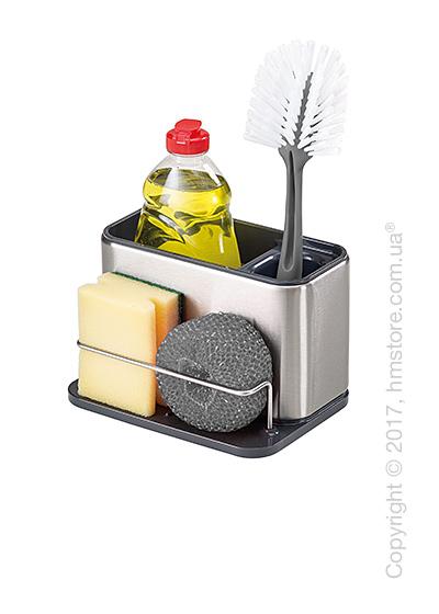 Подставка для кухонных принадлежностей Joseph Joseph Surface Sink Tidy, Stainless Steel