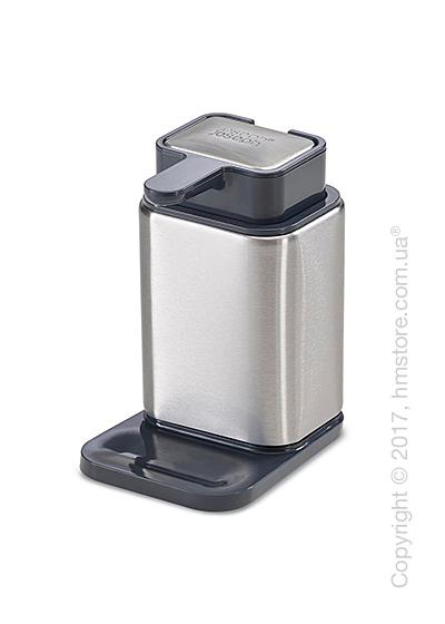 Диспенсер для жидкого мыла Joseph Joseph Surface Soap Pump Set, Stainless Steel