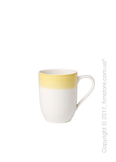 Чашка Villeroy & Boch коллекция Colourful Life 370 мл, Lemon Pie