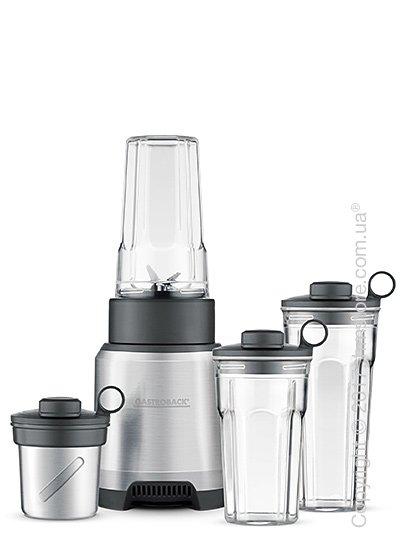 Блендер Gastroback Design Personal Blender Pro, Steel