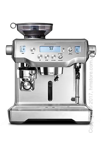 Кофемашина Gastroback Design Espresso Advanced Professional, Steel