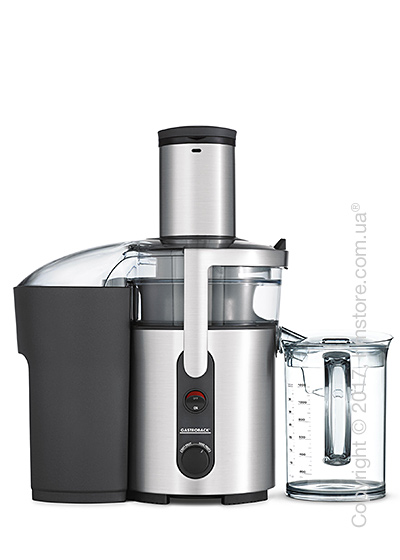 Соковыжималка Gastroback Design Multi Juicer, Steel