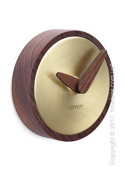 Часы настенные Nomon Atomo Pared, Gold