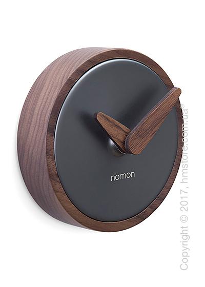 Часы настенные Nomon Atomo Pared, Black