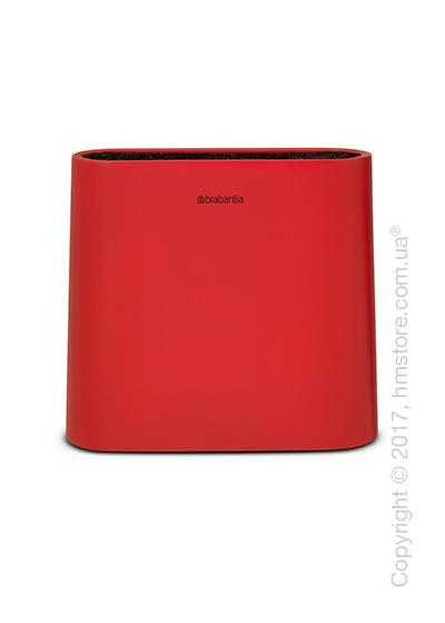 Подставка для ножей Brabantia Tasty Colours, Red