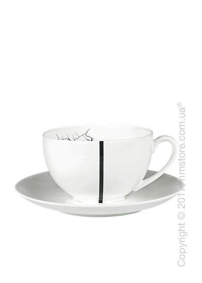 Чашка с блюдцем Dibbern коллекция Black Forest, 320 мл