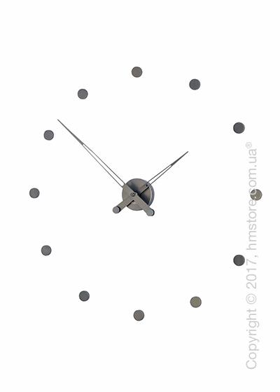 Часы настенные Nomon Rodon T Wall Clock, Graphite