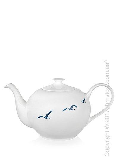 Чайник заварочный Dibbern коллекция Blue Birds