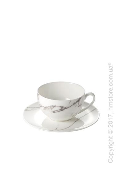 Чашка с блюдцем Dibbern коллекция Carrara, 250 мл