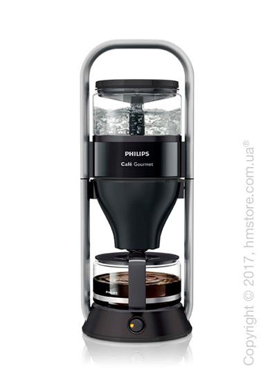 Кофеварка Philips Cafe Gourmet Coffee Maker, Black