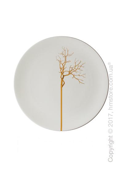 Тарелка столовая мелкая Dibbern коллекция Golden Forest, 26 см