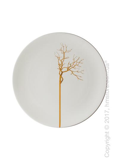 Тарелка столовая мелкая Dibbern коллекция Golden Forest, 28 см
