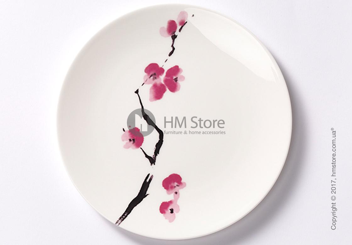 Тарелка десертная мелкая Dibbern коллекция Cherry Blossom