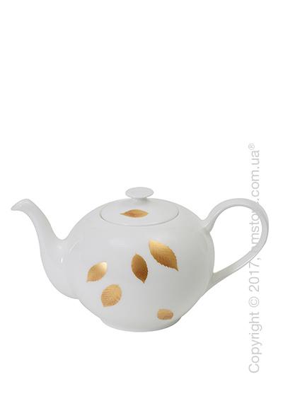 Чайник заварочный Dibbern коллекция Gold Leaf