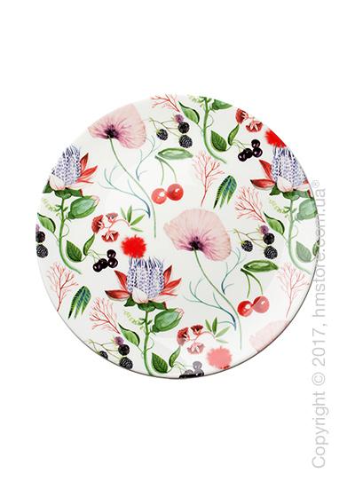 Тарелка столовая мелкая Dibbern коллекция Wunderland, 28 см, Volldekor