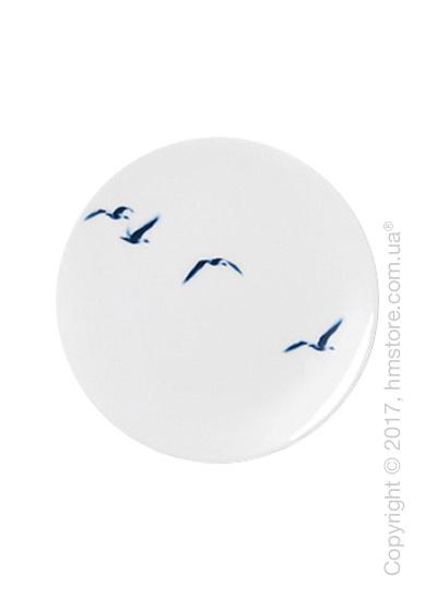 Тарелка пирожковая Dibbern коллекция Blue Birds