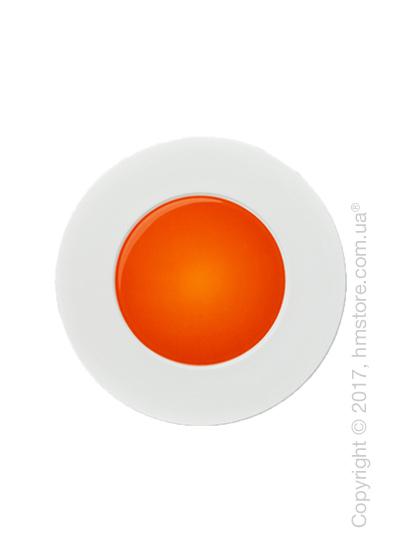 Тарелка пирожковая Dibbern коллекция Spot, Red