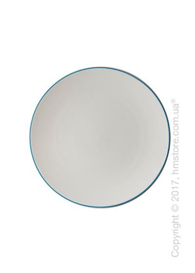 Тарелка пирожковая Dibbern коллекция Simplicity, Blue