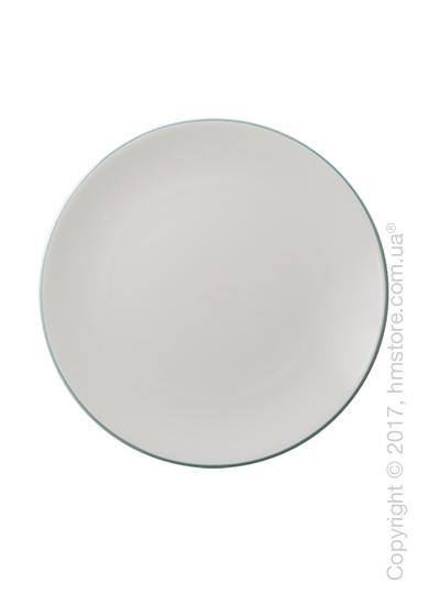 Тарелка столовая мелкая Dibbern коллекция Simplicity, 28 см, Mint